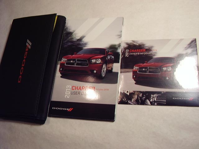 2013 Dodge Charger incl SRT8