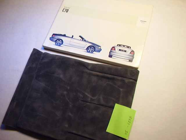 2005 Volvo C70 Owners Manual